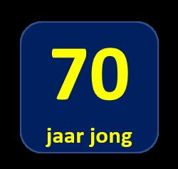 TTV Waalwijk 70 jaar jong!