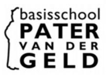 Tafeltennisclinic voor kinderen van Basisschool Pater van der Geld