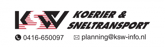 KSW Koerier & Sneltransport